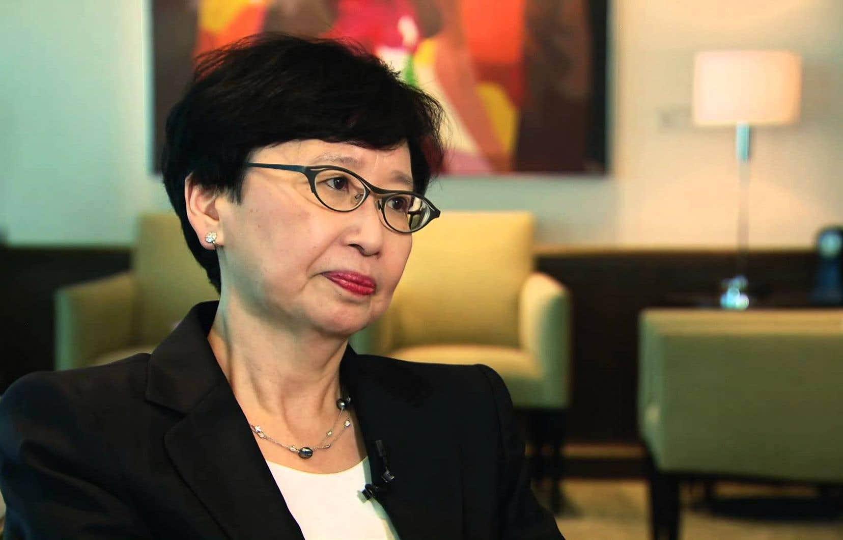 Le conseil d'administration de la nouvelle Banque de l'infrastructure du Canada sera présidé par Janice Fukakusa.