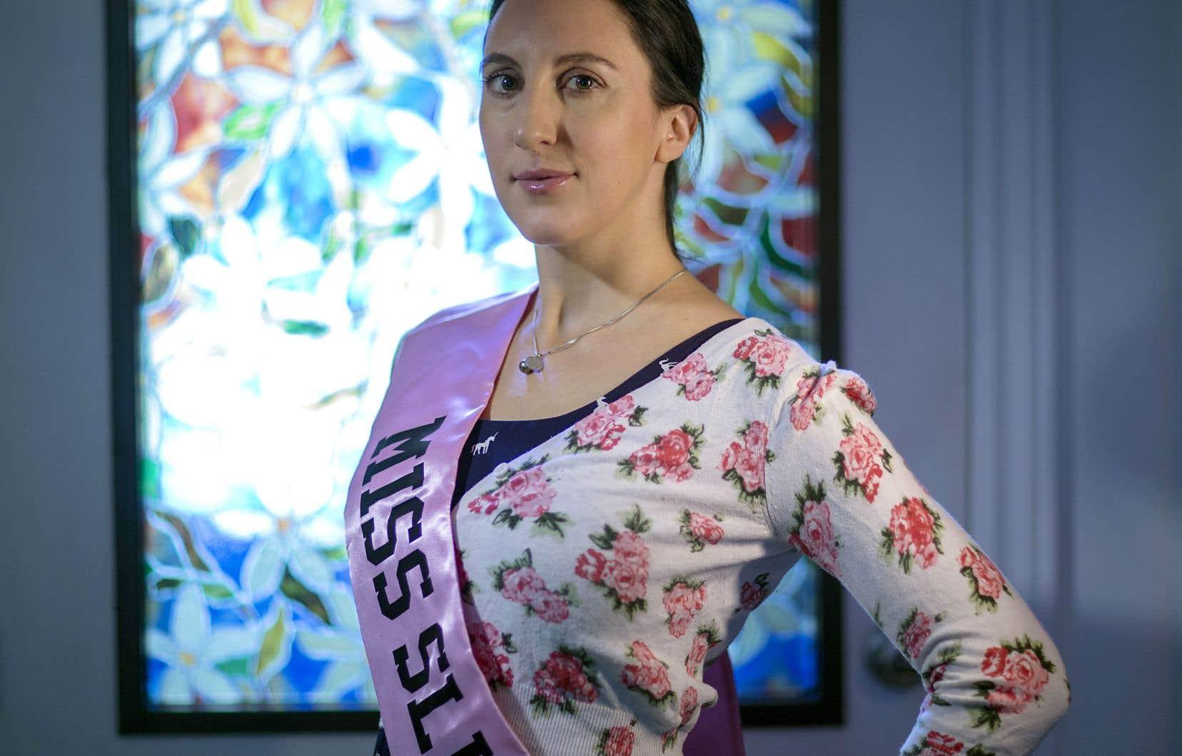 La narratrice de «Juicy» représente la Californie au concours Miss Teen USA.
