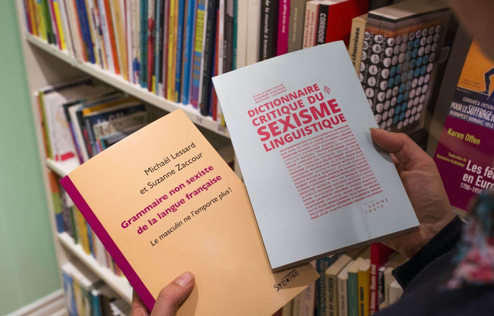 «Si la féminisation est plus répandue au Québec, elle est encore loin de faire consensus», écrivent les auteurs.
