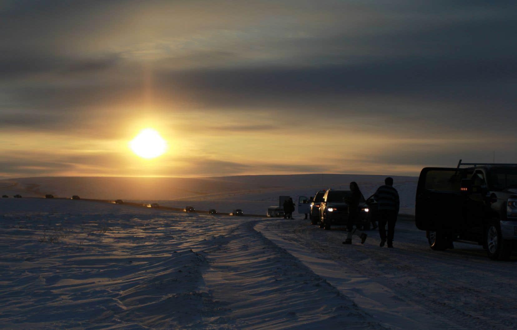 L'autoroute Inuvik-Tuktoyaktuk a ouvert ses portes le 15 novembre 2017. La route était désiré depuis plus de 50 ans et relie la ville d'Inuvik (3484 personnes) et le hameau de Tuktoyaktuk (930 personnes).