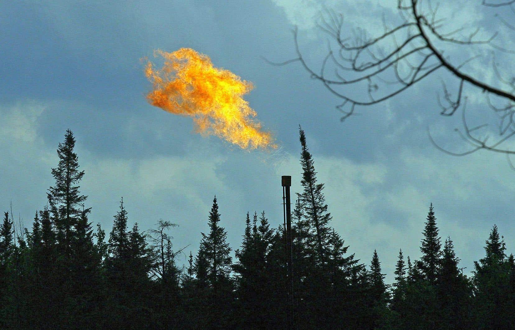 Les fonds publics pourront soutenir directement l'exploitation de gisements de pétrole et de gaz.