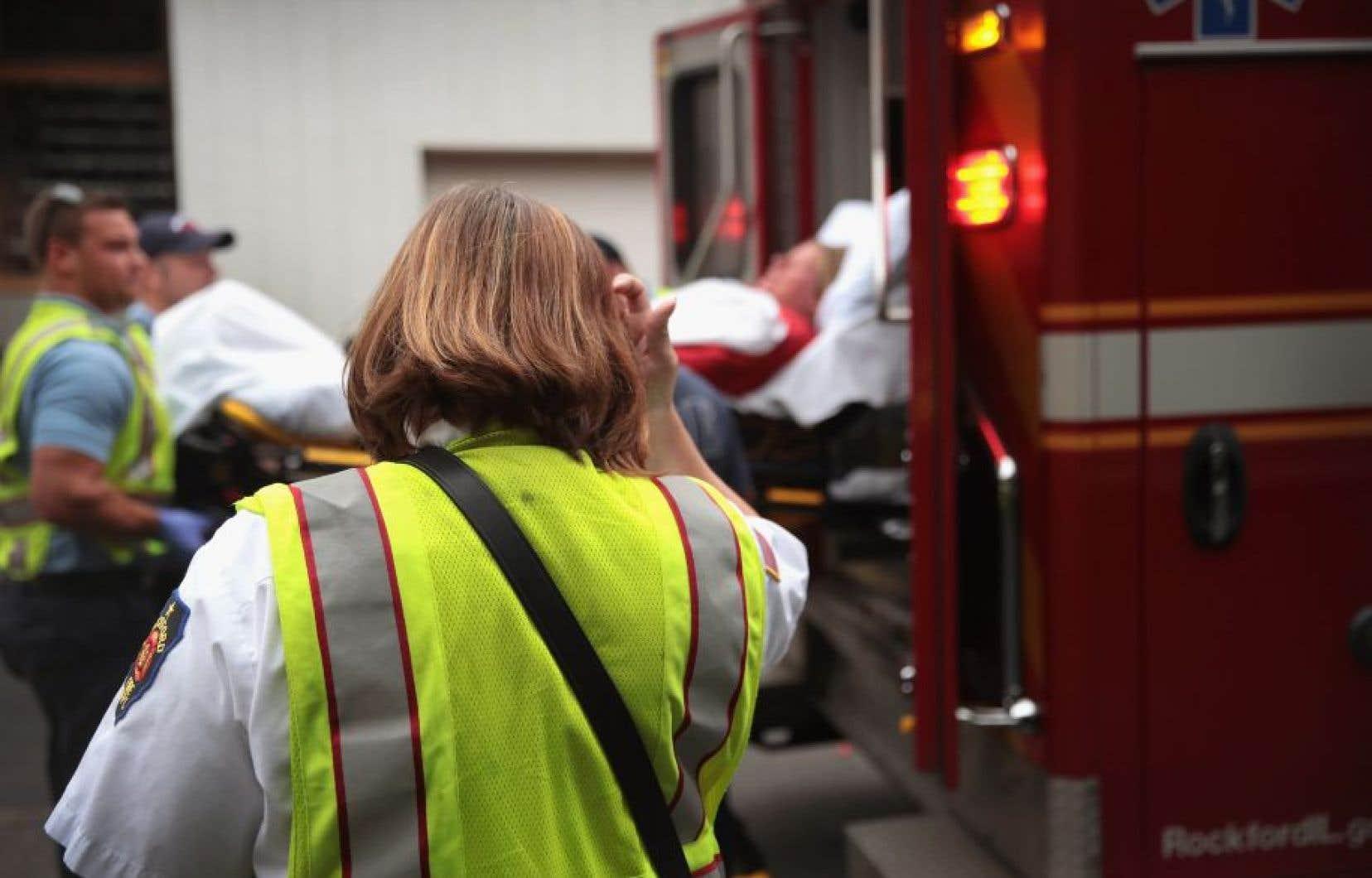 Plus de 64000 Américains sont morts des suites d'une surdose, l'an dernier.