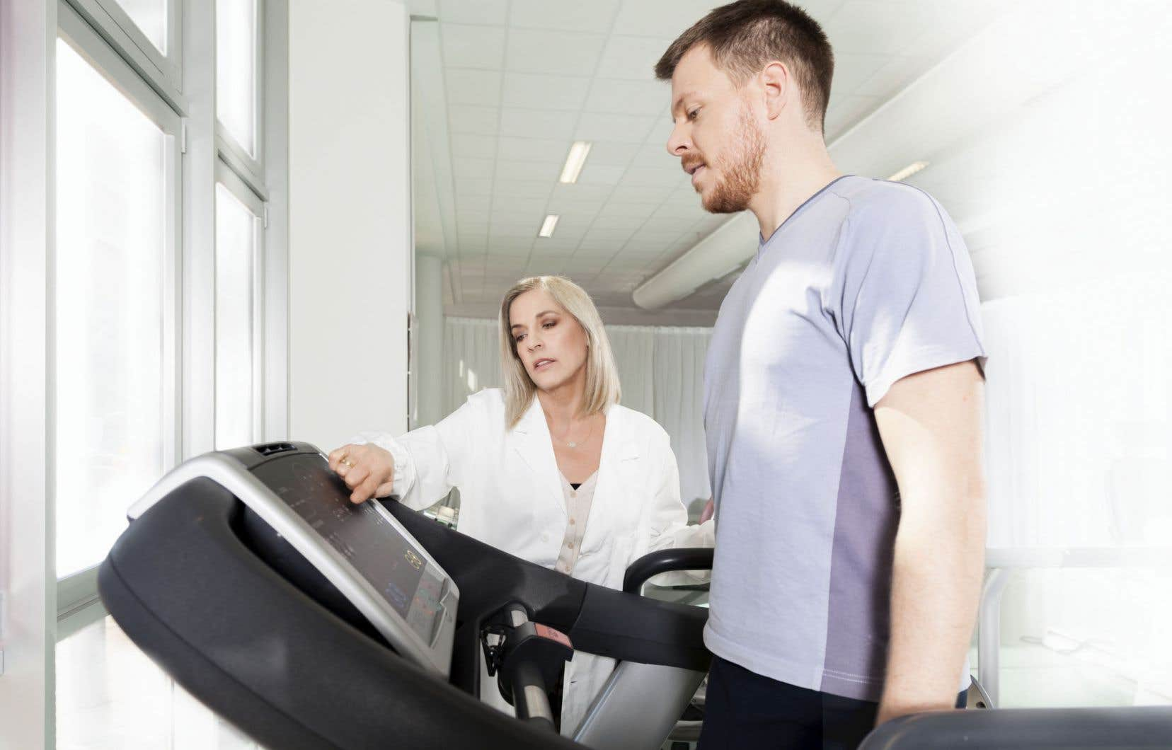 L'utilité de l'exercice physique dans le traitement des maladies pulmonaires obstructives chroniques (MPOC) fait consensus dans la communauté scientifique.