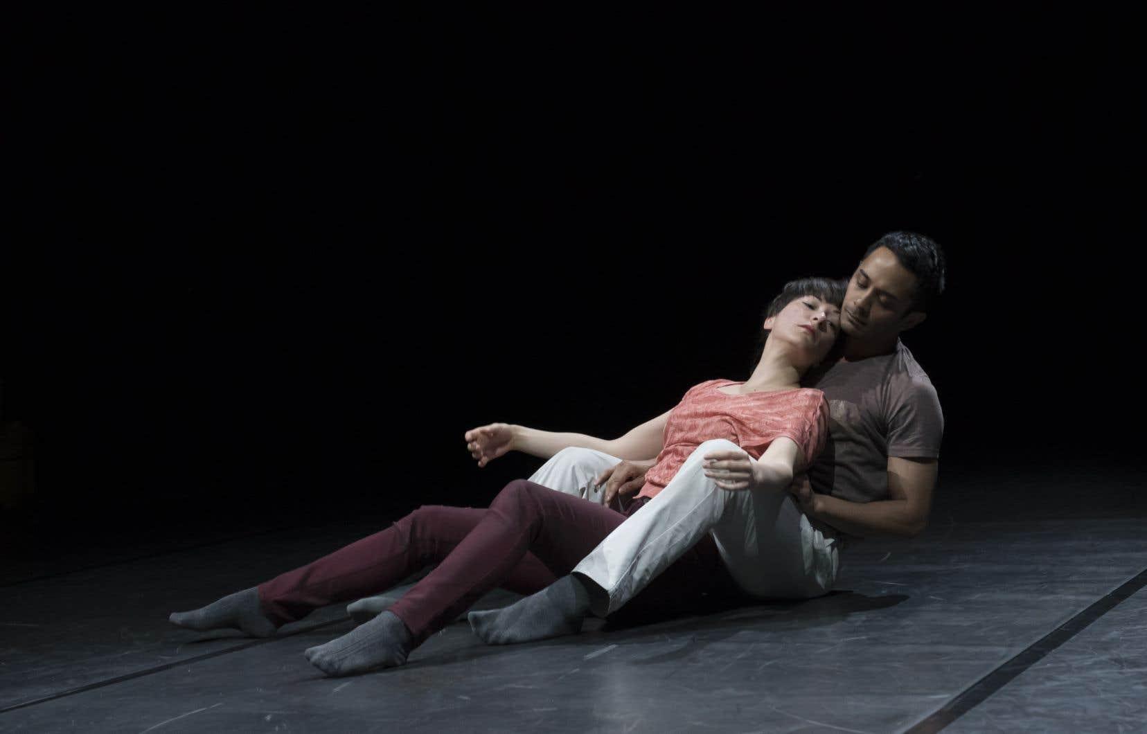 Karina Champoux et Mark Medrano
