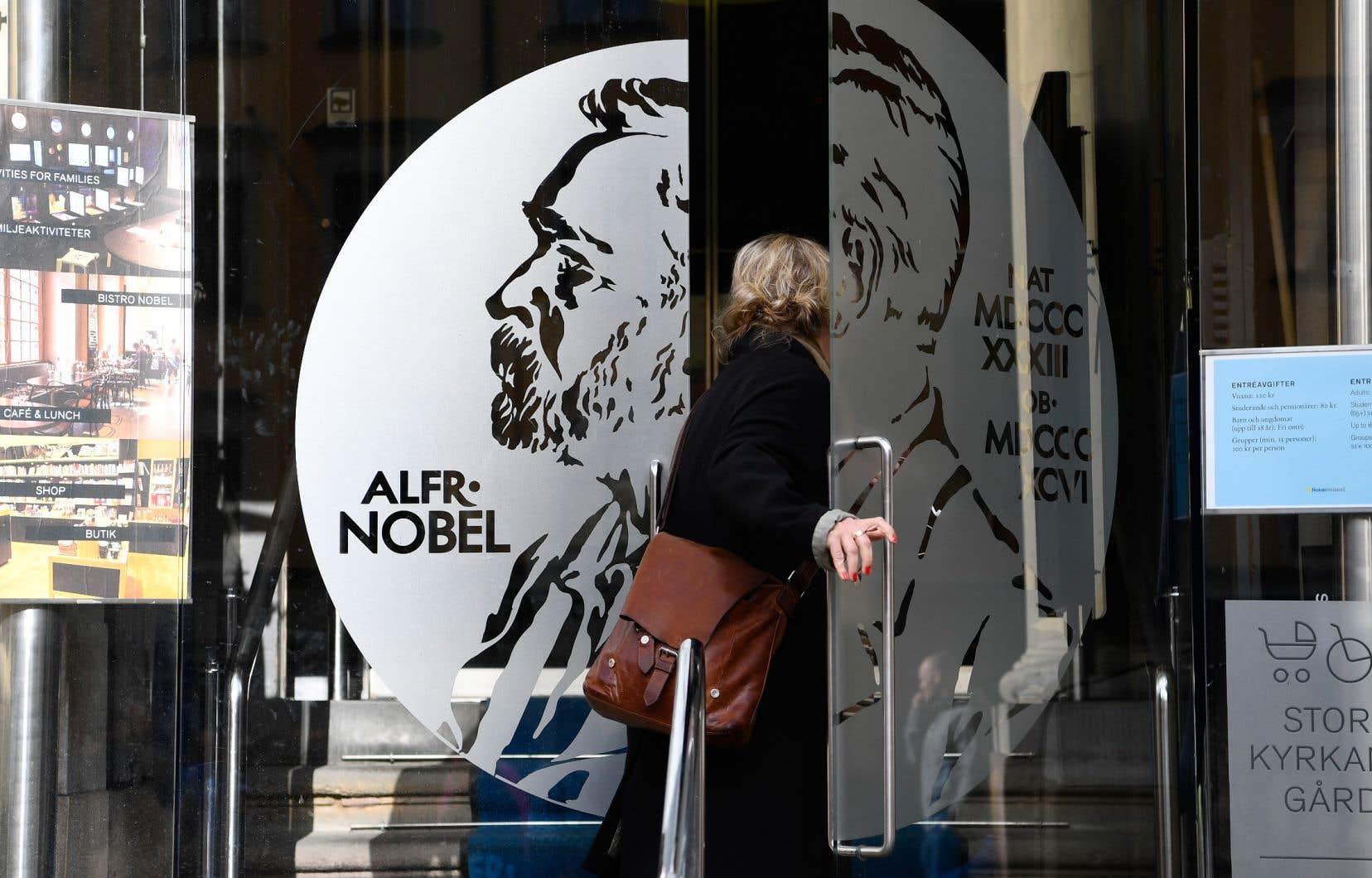 La cérémonie de remise du plus récent prix Nobel de la littérature s'est déroulée au musée Alfred Nobel de Stockholm, le 5 octobre dernier.