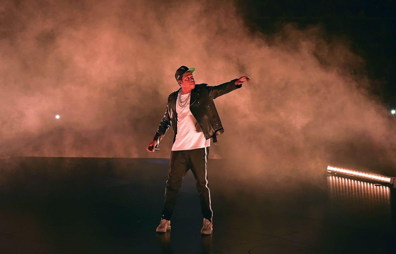 Jay-Z a récolté huit nominations.