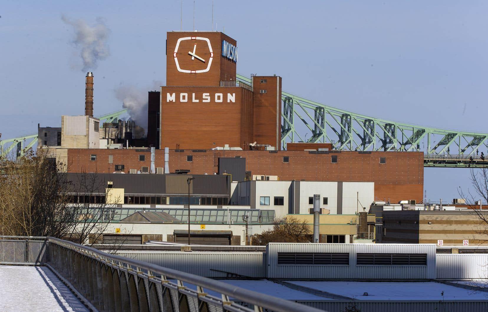 Molson Coors avait déjà décidé de ne pas moderniser sa brasserie ayant ouvert ses portes en 1786 sur la rue Notre-Dame Est, à Montréal.