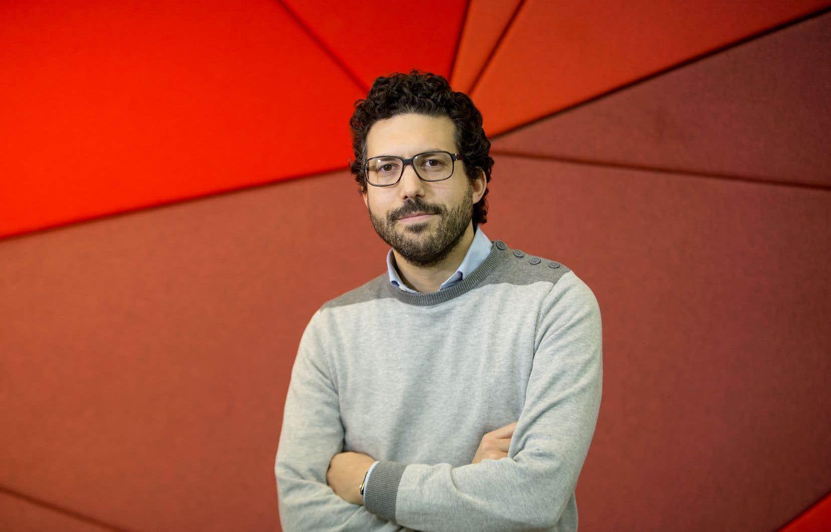 Benjamin Cabut croit que les compagnies exclusivement présentes sur Internet ont plus que jamais besoin d'aller à la rencontre de leurs clients.
