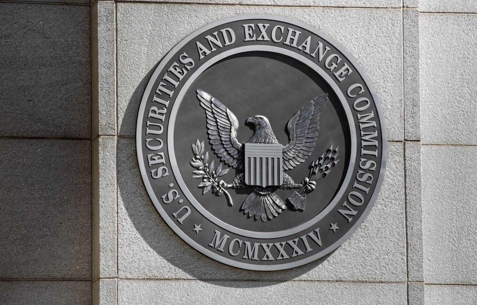 La Securities and Exchange Commission a obtenu en urgence le gel de tous leurs avoirs.