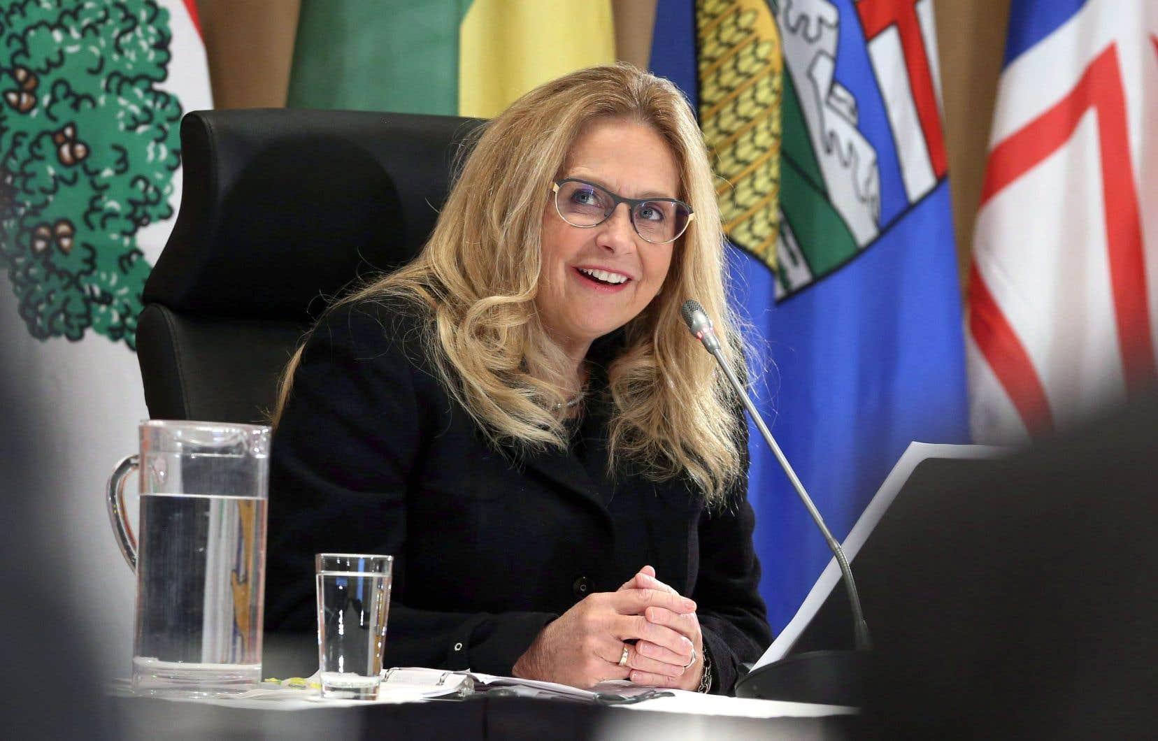 Sheilah Martin, nommée la semaine dernière à la Cour suprême par Justin Trudeau, a comparu pendant deux heures mardi devant un groupe de parlementaires et de sénateurs.