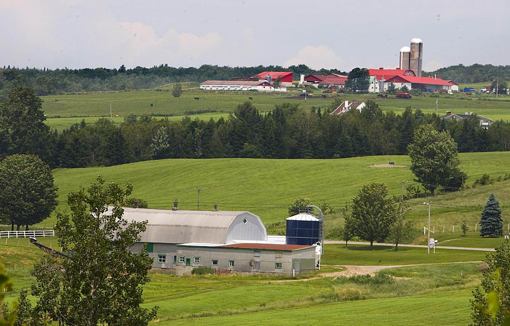 Selon le MAPAQ, le secteur de l'agriculture représente 15% du produit intérieur brut.