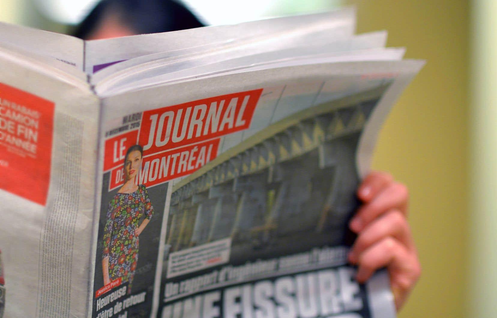 Le journaliste Yanick Poisson, blâmé par le Conseil de presse du Québec, ne travaille plus pour «Le Journal de Montréal».