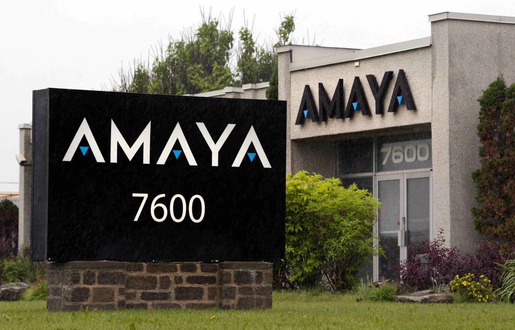 David Baazov fait face à cinq chefs d'accusation, dont un pour tentative d'exercer une influence sur le prix de l'action d'Amaya.