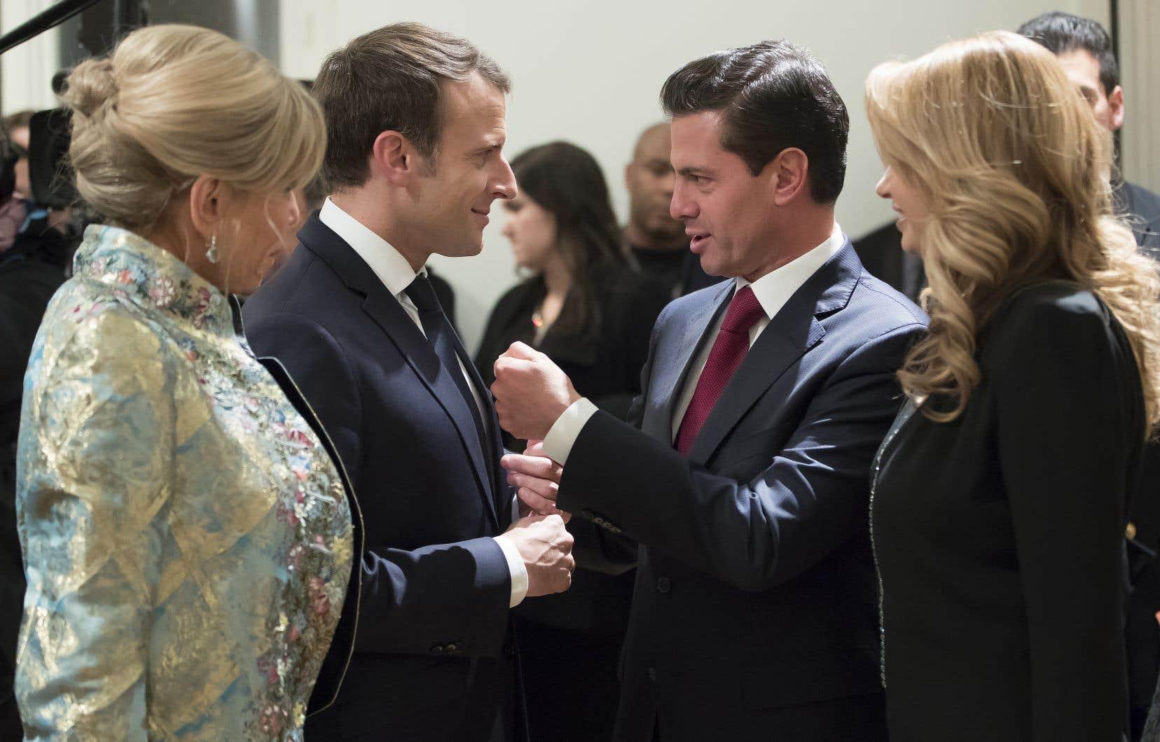 Le président français, Emmanuel Macron, a lancé l'idée du «One Planet summit».