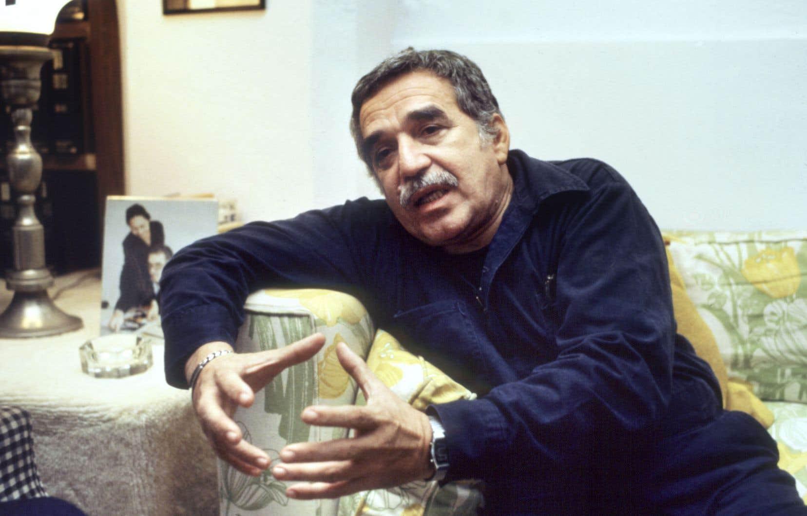 Gabriel García Márquez est souvent considéré comme le plus grand écrivain latino-américain.