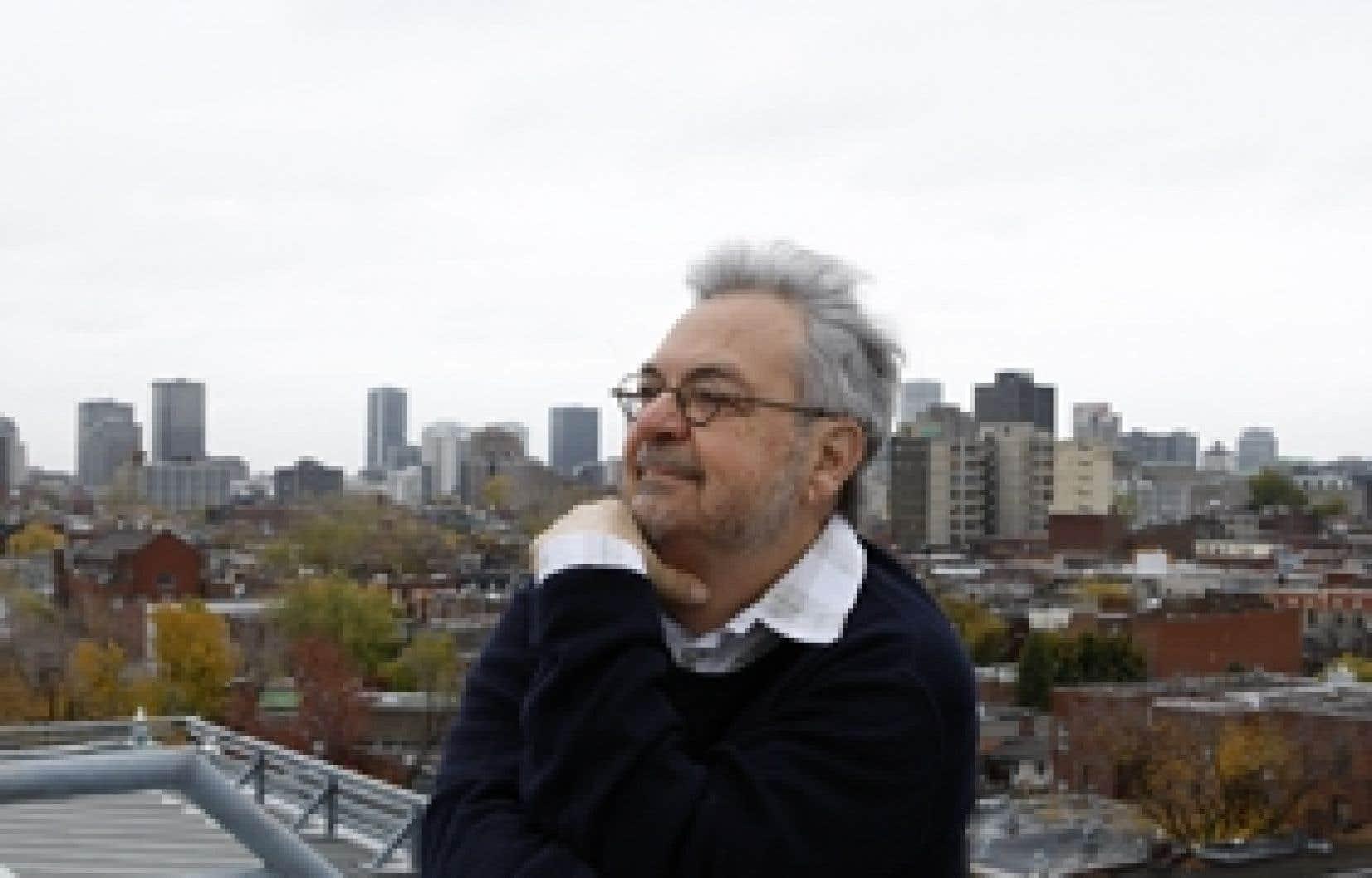 Dans La Traversée de la ville, Michel Tremblay propulse le lecteur dans le Montréal des années 1910.
