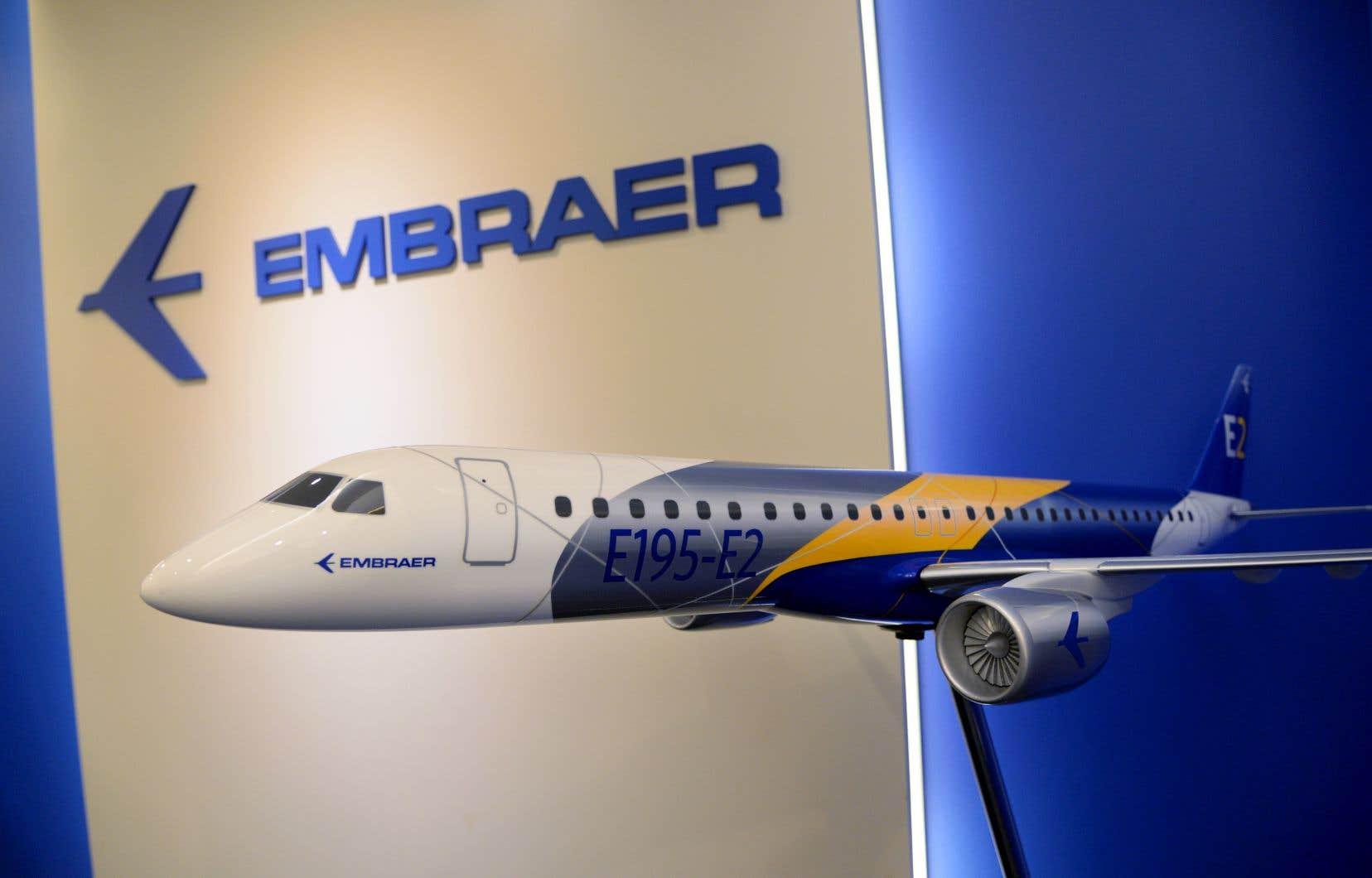 «Embraer ne sera jamais vendu sous mon gouvernement», a déclaré le président brésilien Michel Temer.
