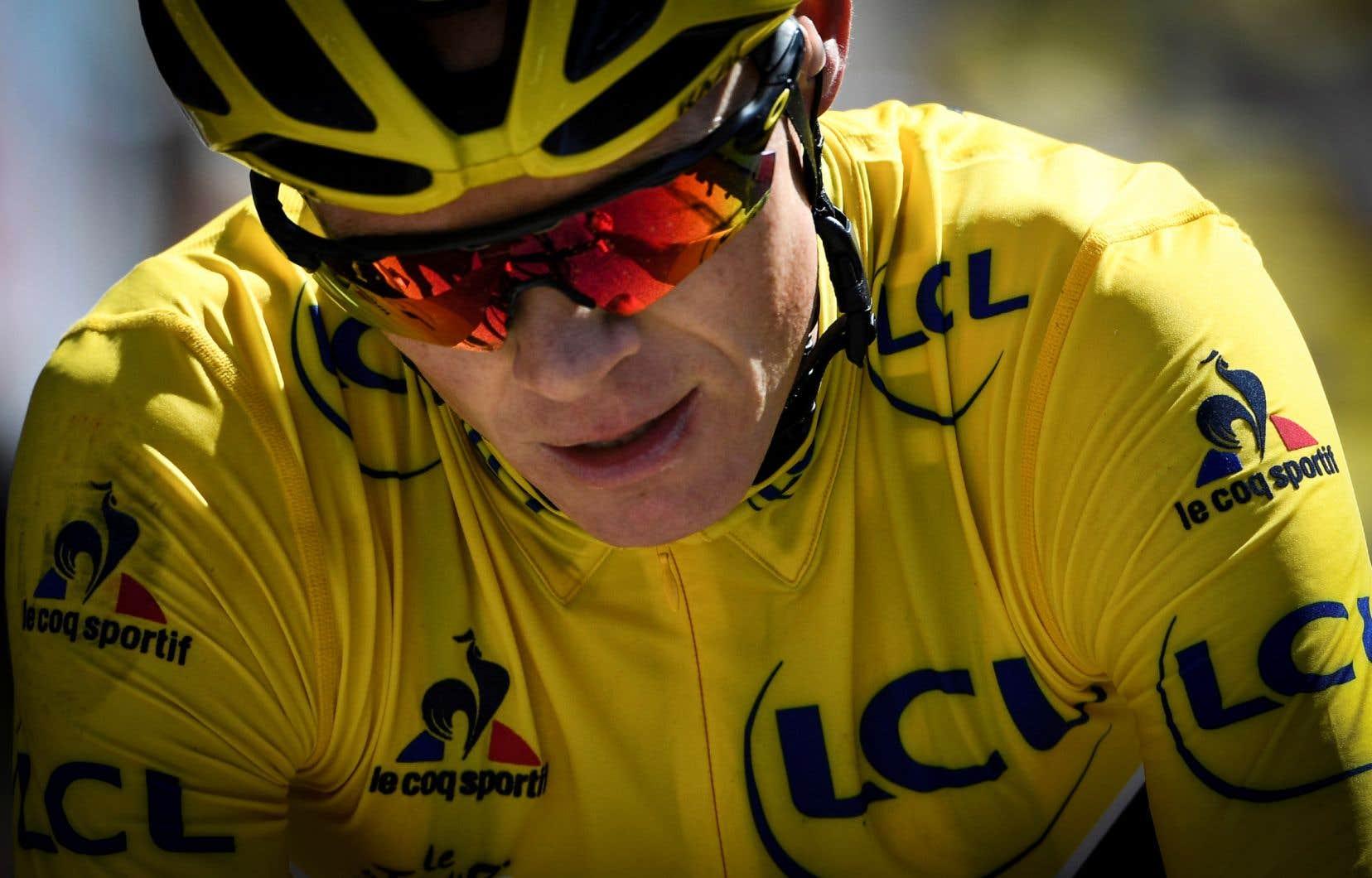 Froome a remporté son quatrième titre au Tour de France cette année et il a ensuite obtenu la victoire à la Vuelta.