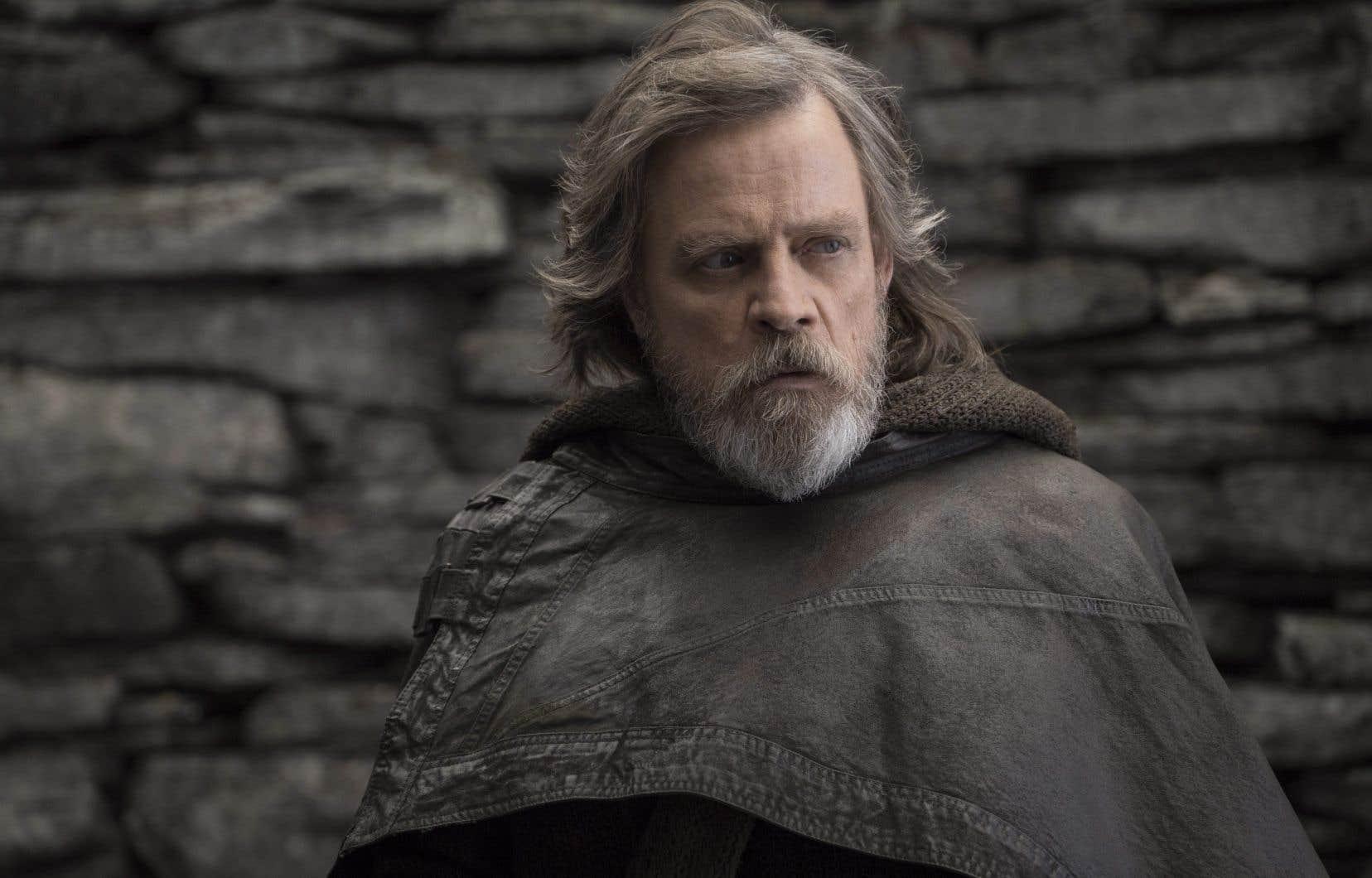 Les recettes mondiales de «Star Wars: The Last Jedi» sont estimées à 745,4millions entre la sortie et dimanche.