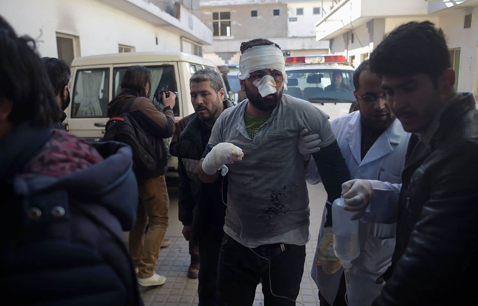 Cet attentat est le plus sanglant en Afghanistan depuis celui ayant visé une mosquée chiite en octobre.