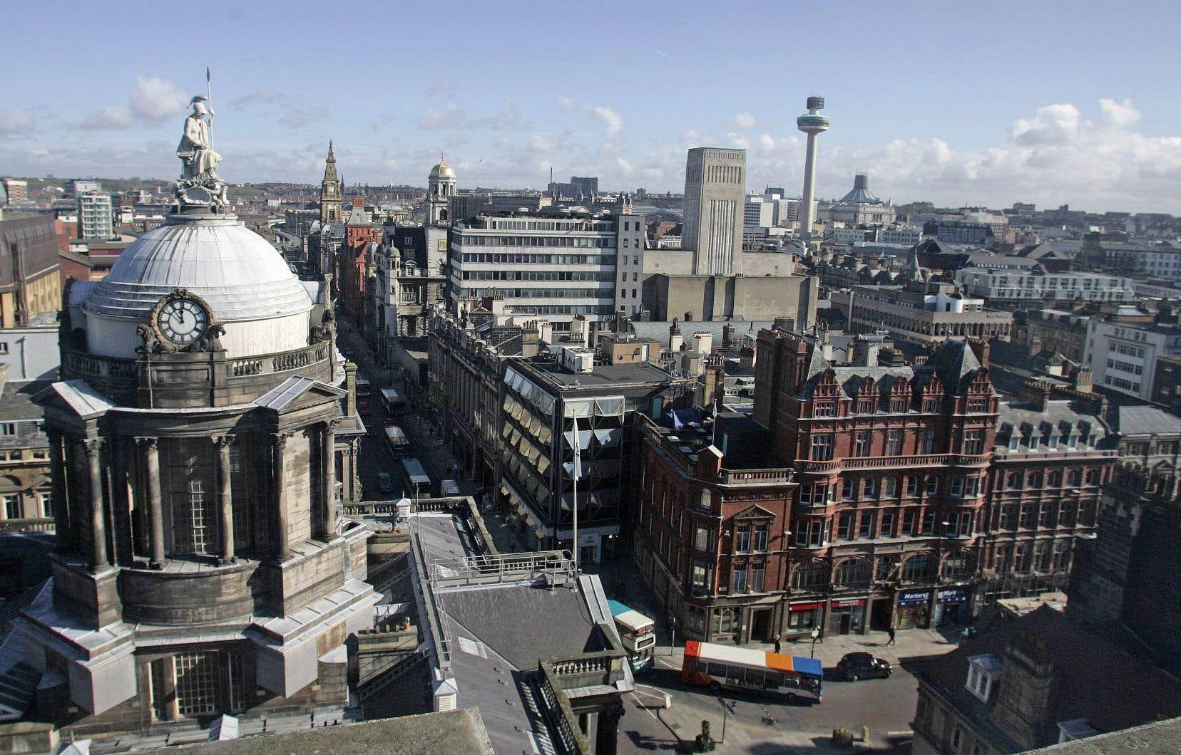 Liverpool a été nommée capitale européenne de la culture en 2008.