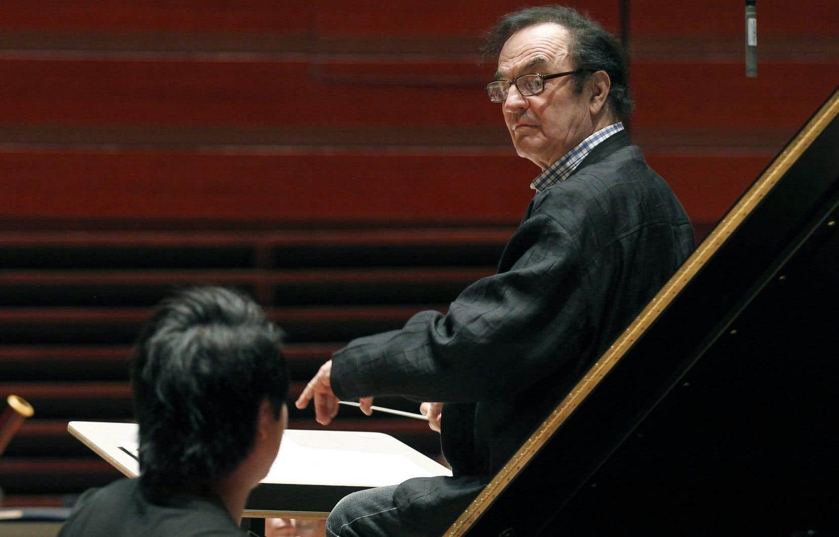 Plusieurs orchestres ont mis fin à leur collaboration avec M.Dutoit.