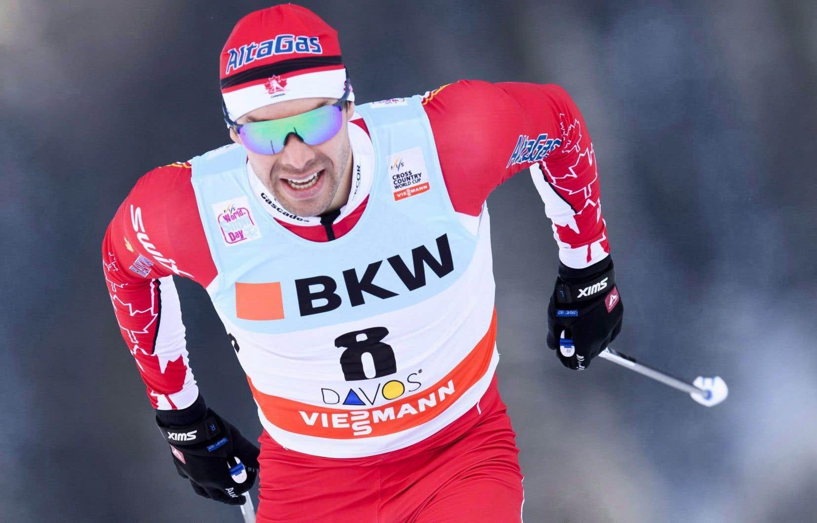 Alex Harvey, de Saint-Ferréol-les-Neiges, sera de retour en action dimanche, pour le 15km classique.