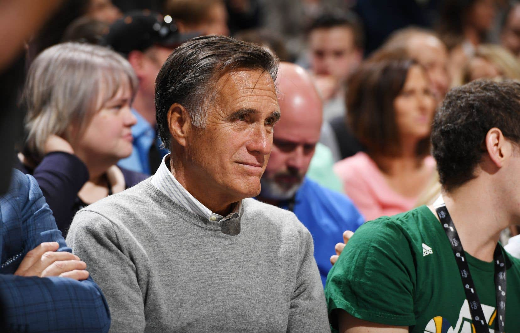 Mitt Romney avait dénoncé Donald Trump comme un «charlatan, un imposteur» pendant la campagne des primaires en 2016.