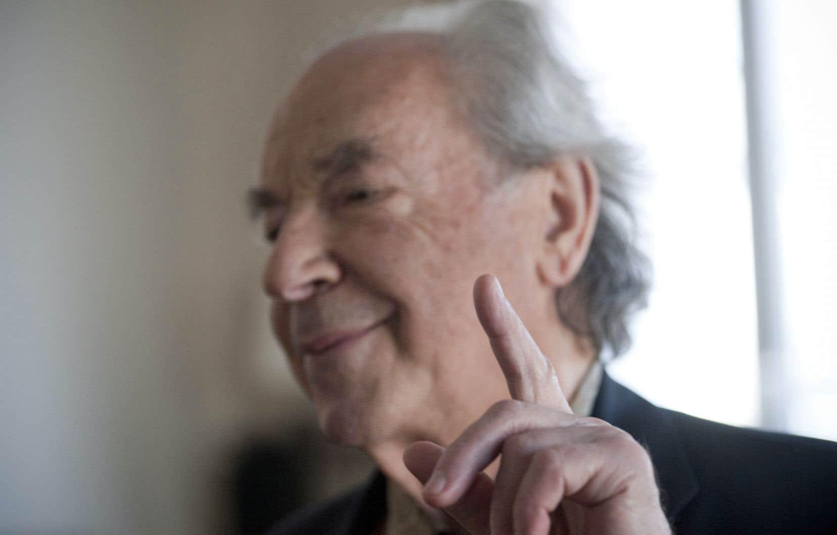 Le pianiste Paul Badura-Skoda est le dernier lien avec la grande tradition austro-allemande.