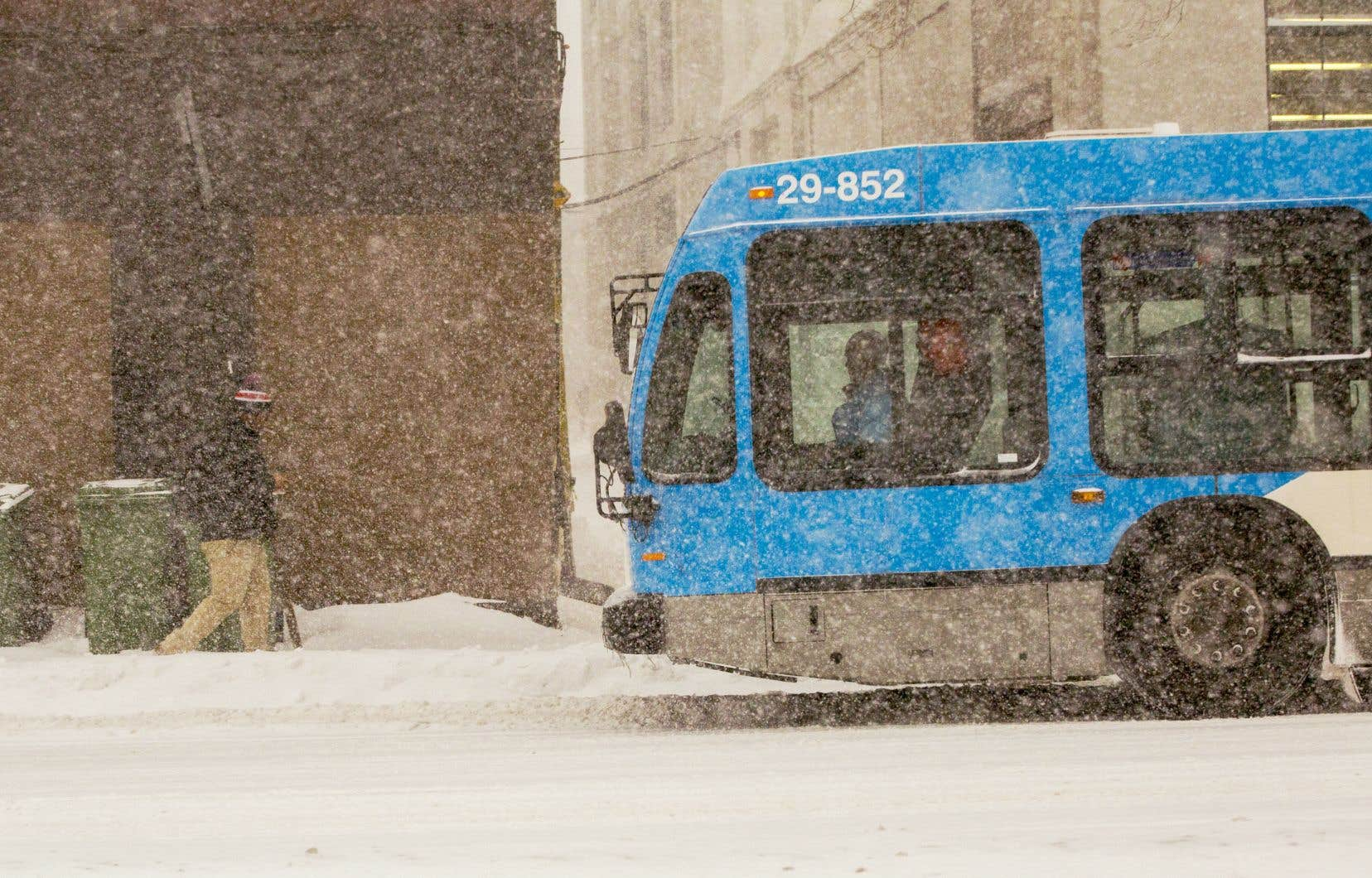 Les Montréalais pourront compter sur un réseau d'autobus bonifié.