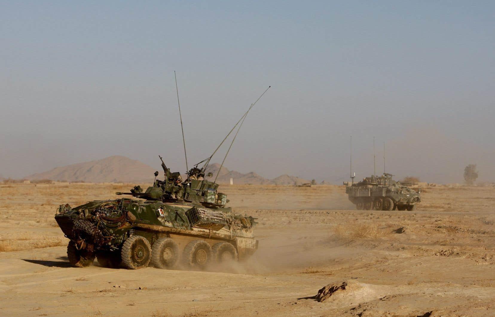 La ministre des Affaires étrangères avait annoncé l'été dernier qu'elle réviserait le dossier après que Riyad eut reconnu avoir utilisé des véhicules blindés canadiens contre des civils.