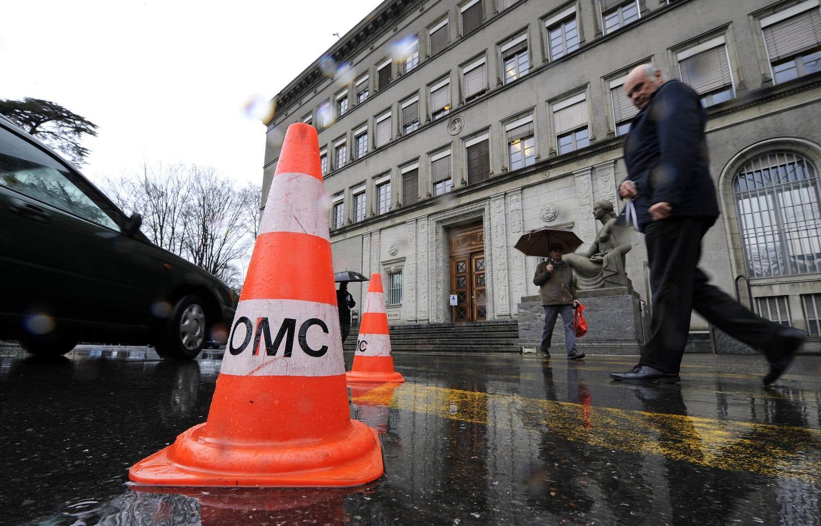 La plainte du Canada devant l'OMC équivaut à une attaque frontale contre la plus grande puissance économique mondiale qui, depuis un an, est gouvernée par une administration ouvertement protectionniste.