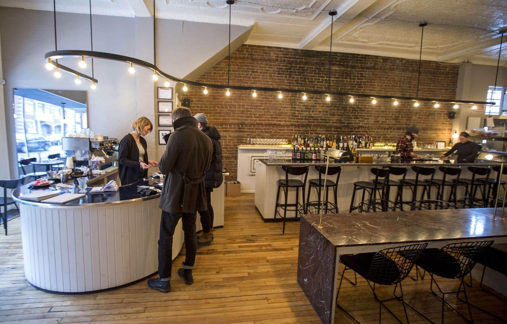 Les assiettes? Très bien si l'on considère que l'espace cuisine de Boxermans est plus petit que la plupart des cuisines de ses clients.