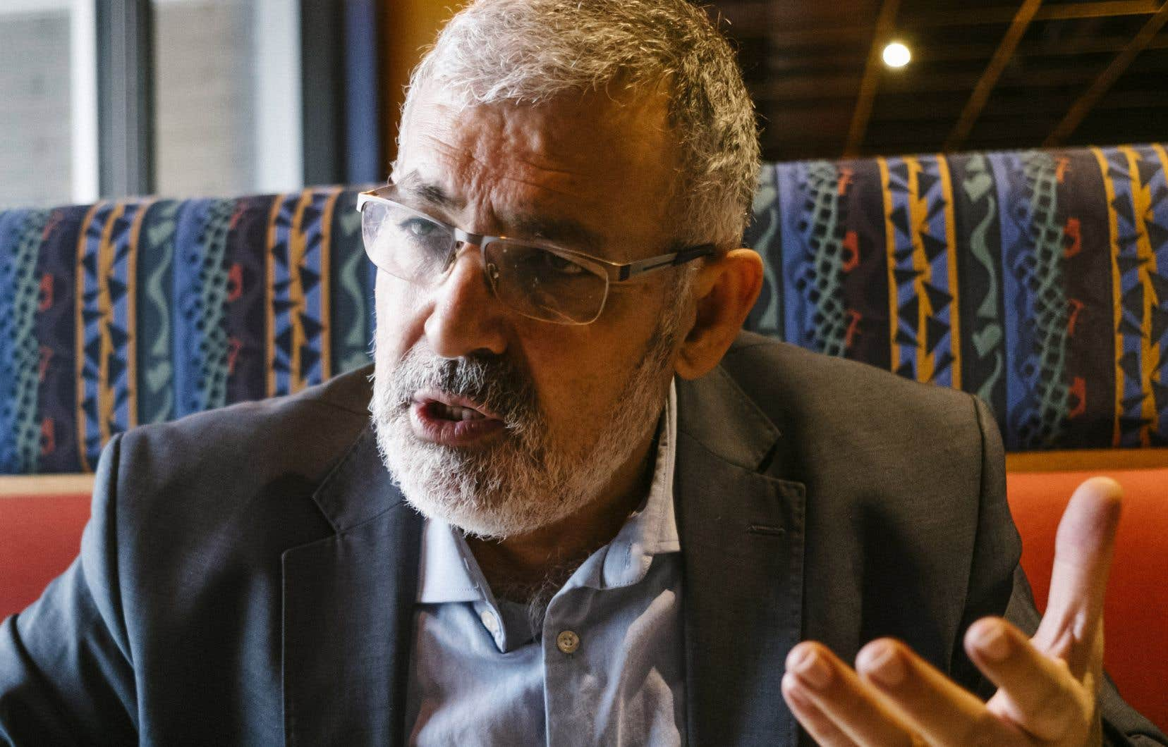 L'imam Hassan Guillet se désole de la répétition d'incidents haineux.