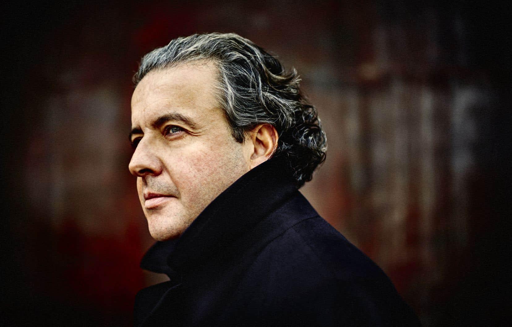 Le chef basqueJuanjo Mena s'est dit ravi de travailler avec un orchestre qui connaît si bien la musique française.