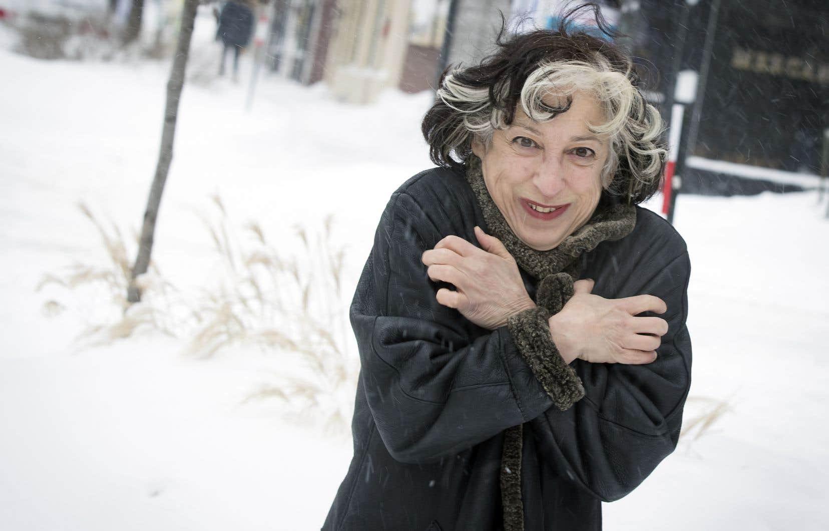 La créatrice montréalaise d'adoption, Dulcinée Langfelder, a gardé pendant des années un magnétophone sous son oreiller pour enregistrer ses rêves.