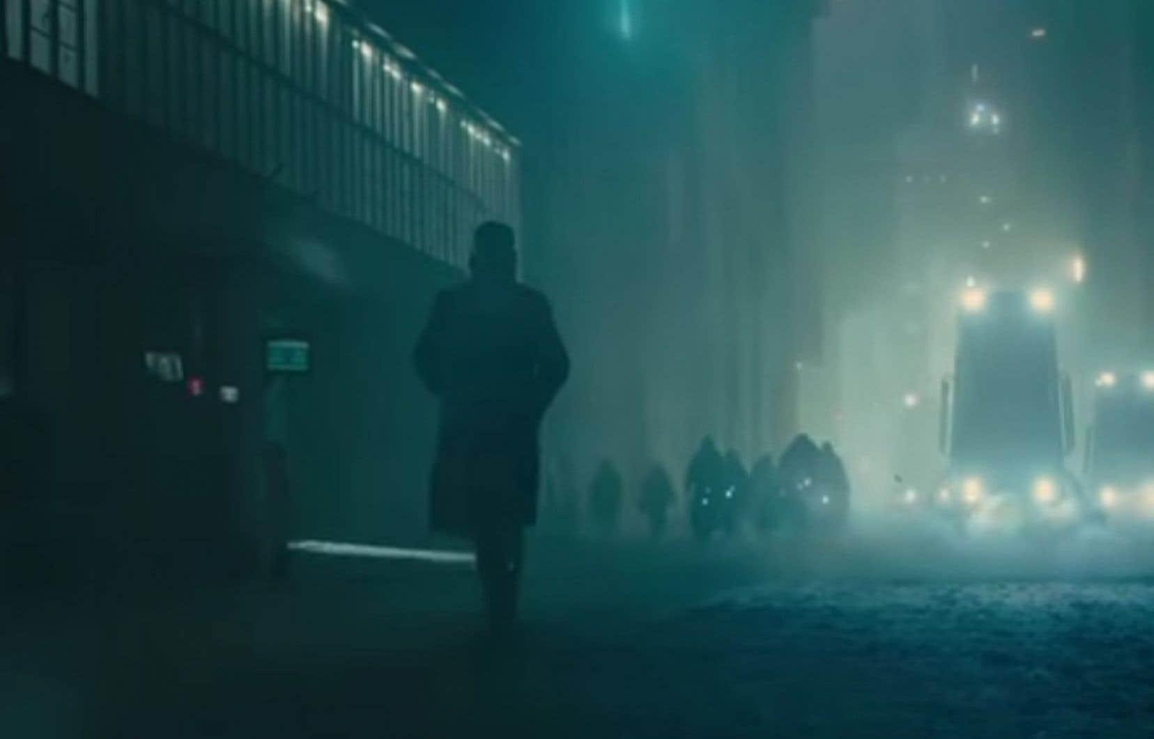 Le film «Blade Runner 2049» (dont est tirée l'image) n'est pas aux Oscar cette année parce que la machine hollywoodienne est complexe et qu'elle carbure aux «buzz», estime l'auteure.