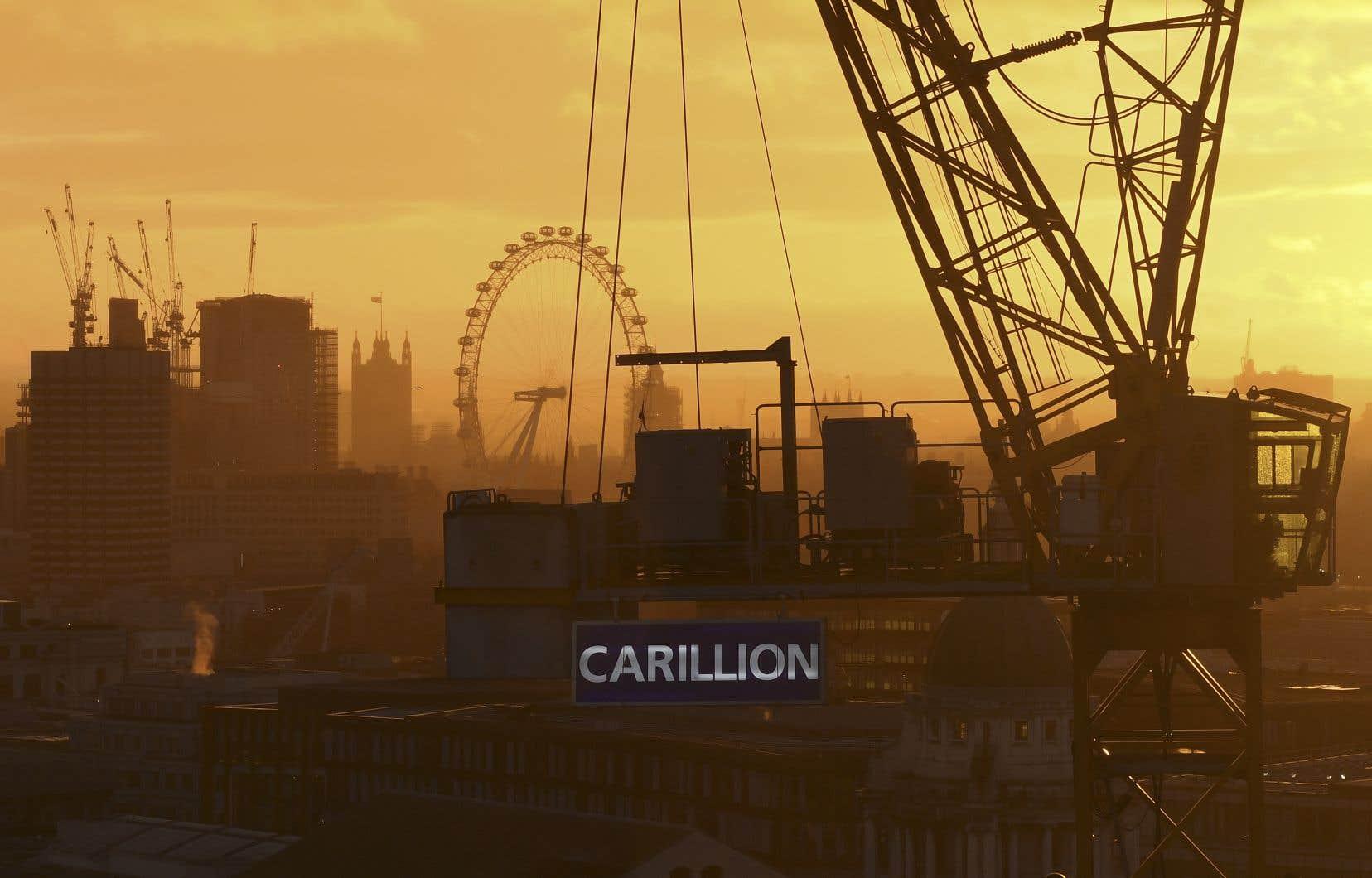Faute d'accord sur son renflouement, l'entreprise britannique explique avoir été contrainte «de se placer en liquidation avec effet immédiat», suscitant de fortes craintes sur le sort de ses 43 000 employés dans le monde.