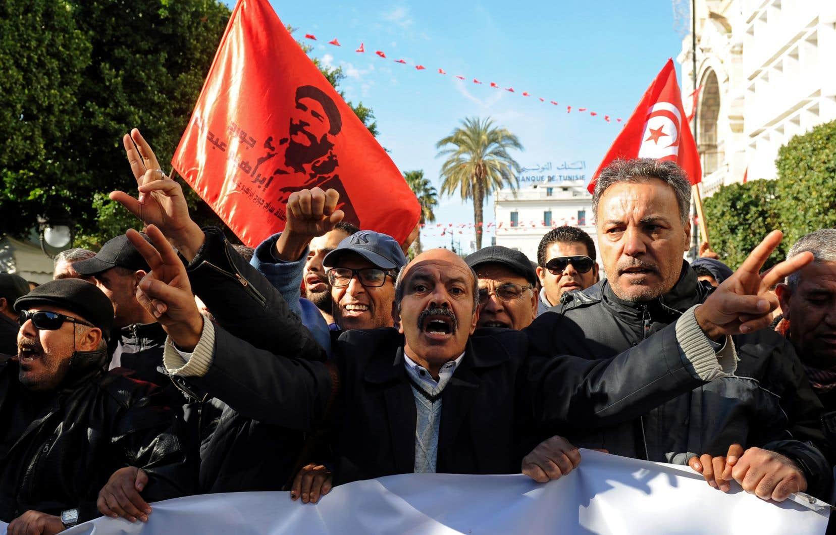 Le mouvement de contestation sociale a démarré début janvier par des manifestations sporadiques dans plusieurs villes du pays.