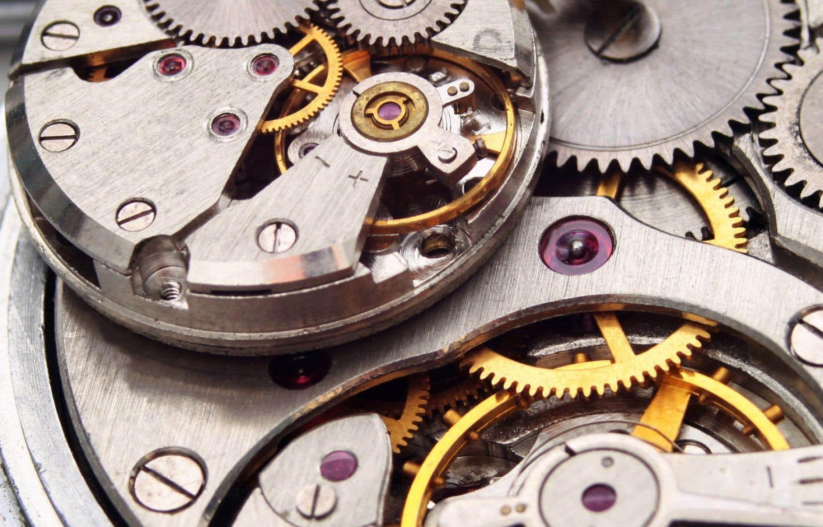 Pendant qu'on ne fait rien, le temps joue en faveur de mon voleur et mes montres risquent de se retrouver sur un site de revente de montres volées, croit François Lambert.