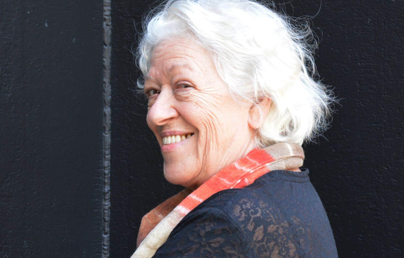 La chorégraphe Martine Époque est considérée comme l'une des mères de la danse contemporaine du Québec.