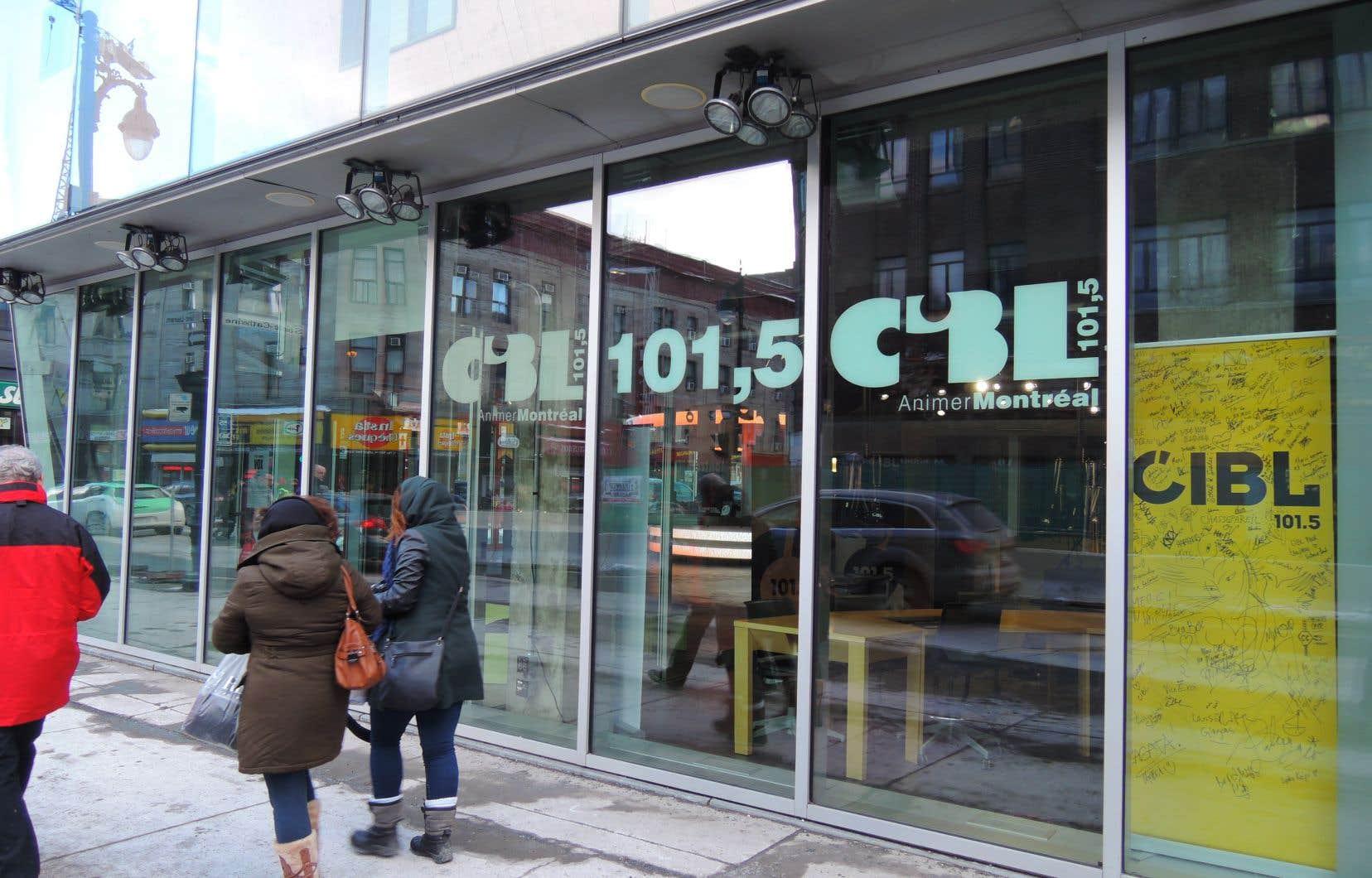 La radio communautaire CIBL a mis à pied tous ses employés en raison de difficultés financières le 5 janvier.