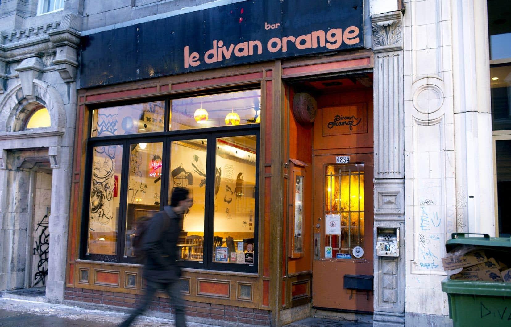 C'est le rassemblement autour de l'avenir des petits lieux de diffusion qui retient l'attention, en raison, entre autres, de la récente annonce de fermeture du Divan orange.