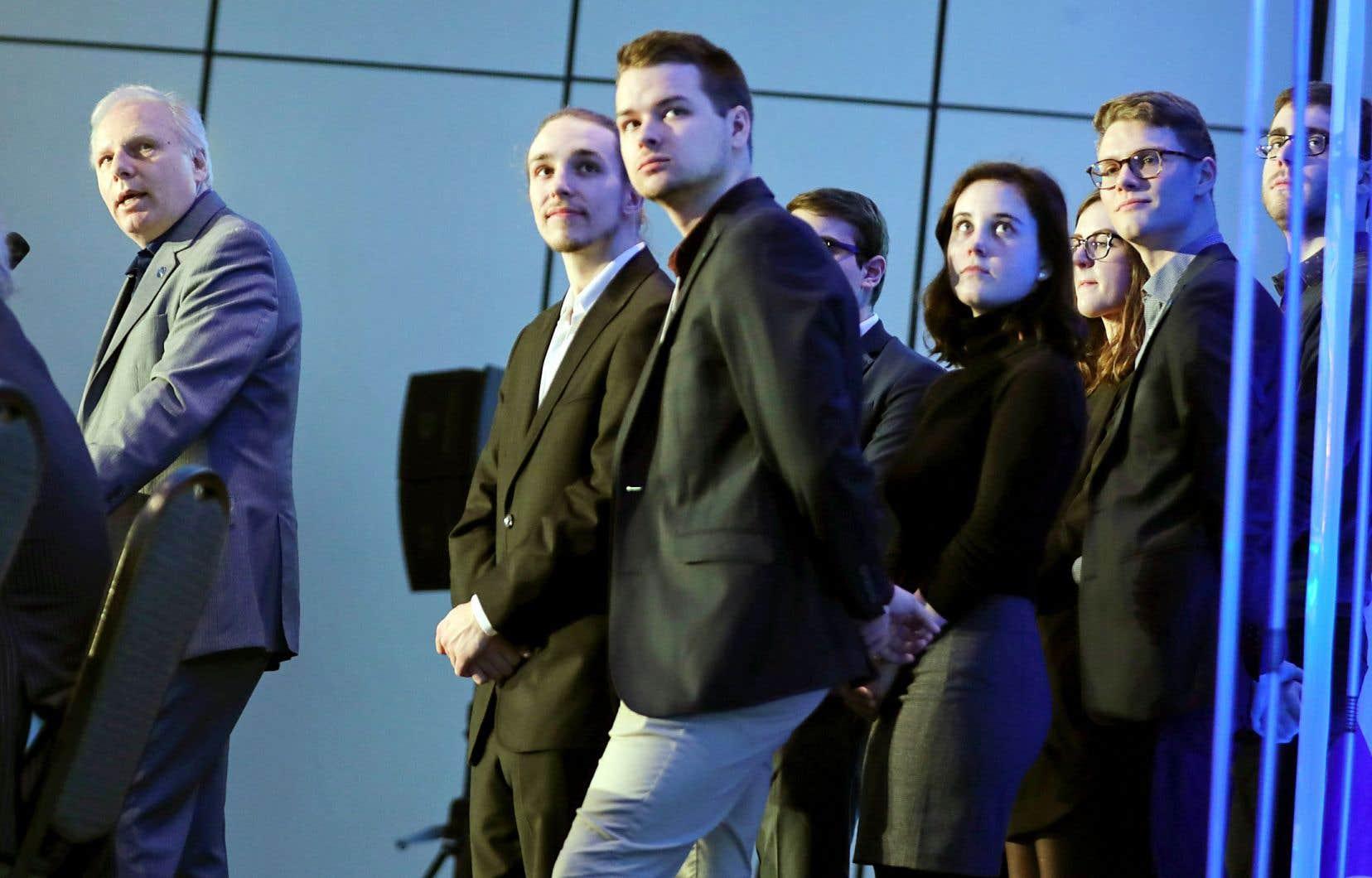 En nombre absolu, les jeunes sont toujours au Parti québécois, dernier vrai parti de militance au Québec, souligne l'auteur.