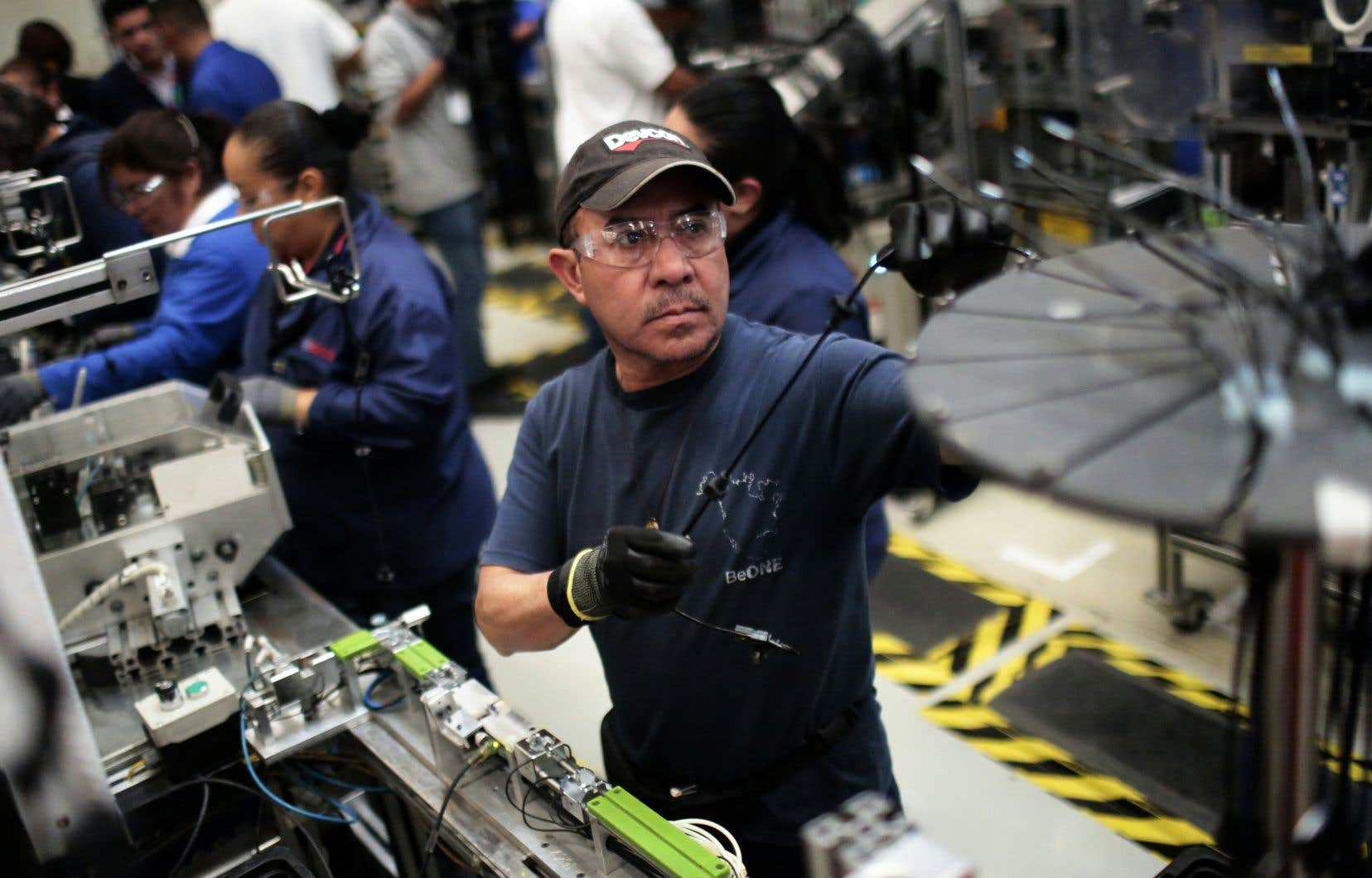 Des discussions majeures ont porté sur le secteur automobile.