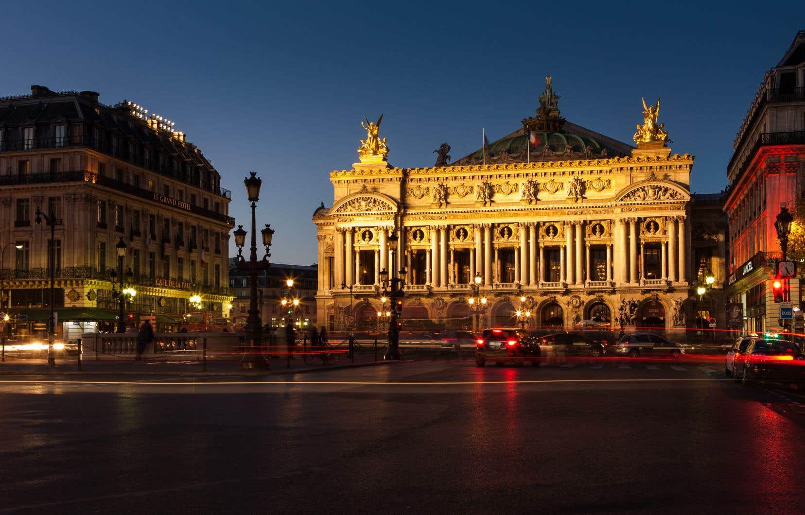 Le prestigieux Palais Garnier abritera pour la première fois une «bataille» de hip-hop, en dévembre 2019.