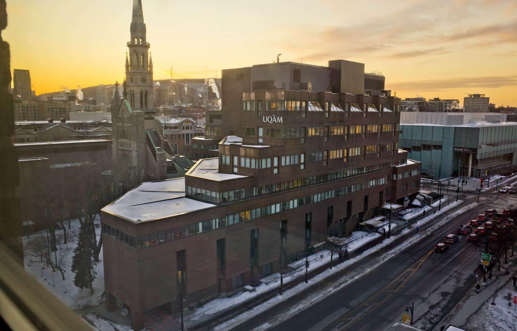 L'Université du Québec à Montréal a ouvert ses portes au cœur de la métropole en septembre 1969.
