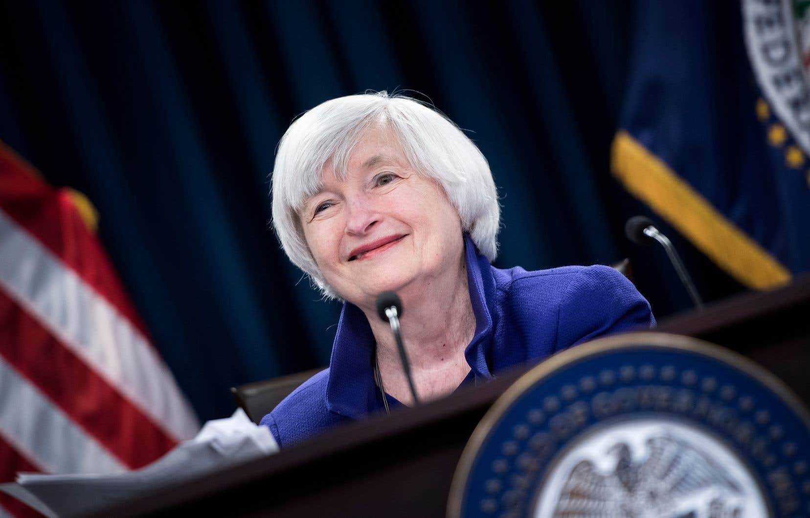 Appelée à prendre la suite des mesures exceptionnelles appliquées par Ben Bernanke en réponse à une crise financière aussi exceptionnelle, Janet Yellen a su mener la transition vers une normalisation de la politique monétaire.