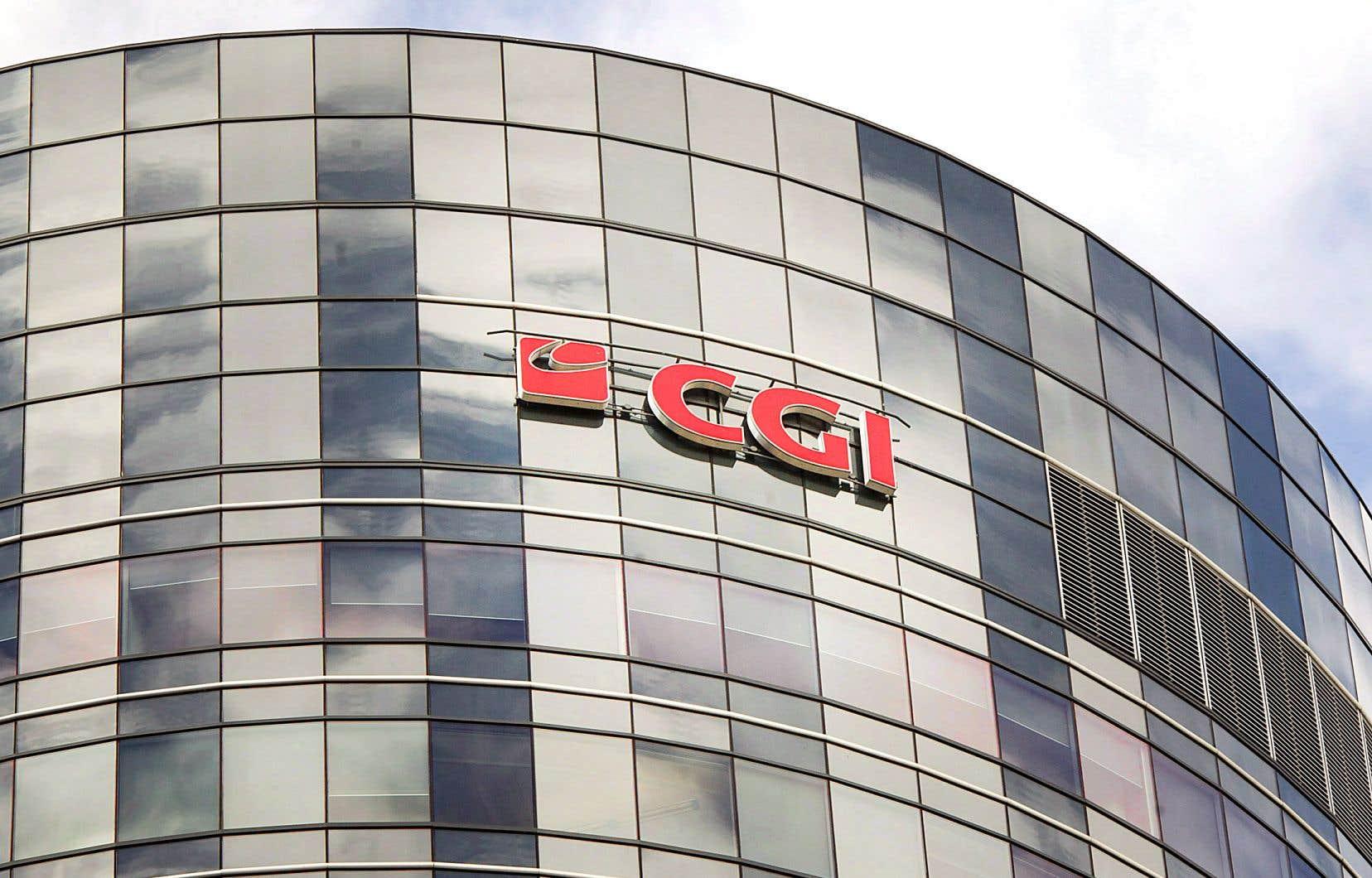 CGI a vu son bénéfice croître de 3,5% au premier trimestre terminé le 31 décembre.