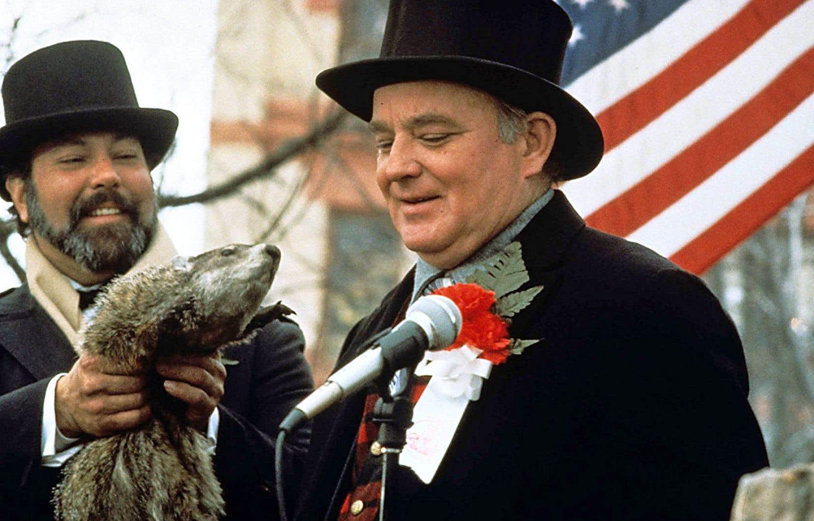 Image tirée du film «Le jour de la marmotte»